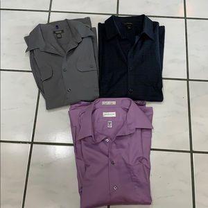 🖤 Men's Shirt Bundle Size Large